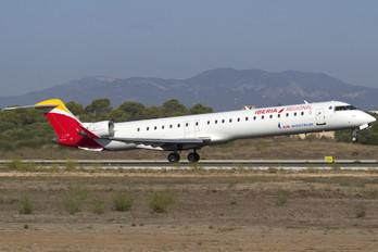 EC-JZT - Air Nostrum - Iberia Regional Canadair CL-600 CRJ-900