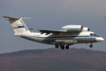 RF-72027 - Russia - Federal Border Guard Service Antonov An-72