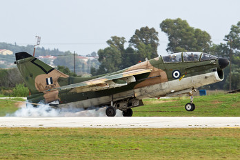 156767 - Greece - Hellenic Air Force LTV TA-7C Corsair II