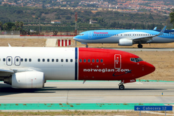 LN-NOL - Norwegian Air Shuttle Boeing 737-800