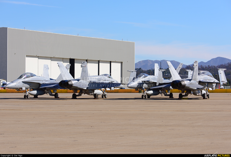 USA - Marine Corps 164216 aircraft at Miramar MCAS / Mitscher Field