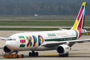EI-EJM - Alitalia Airbus A330-200 aircraft