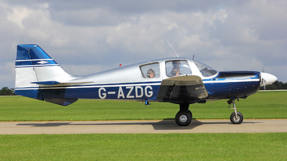 G-AZDG - Private Beagle B121 Pup