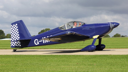 G-IMCD - Private Vans RV-7