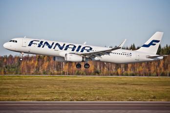 OH-LZL - Finnair Airbus A321