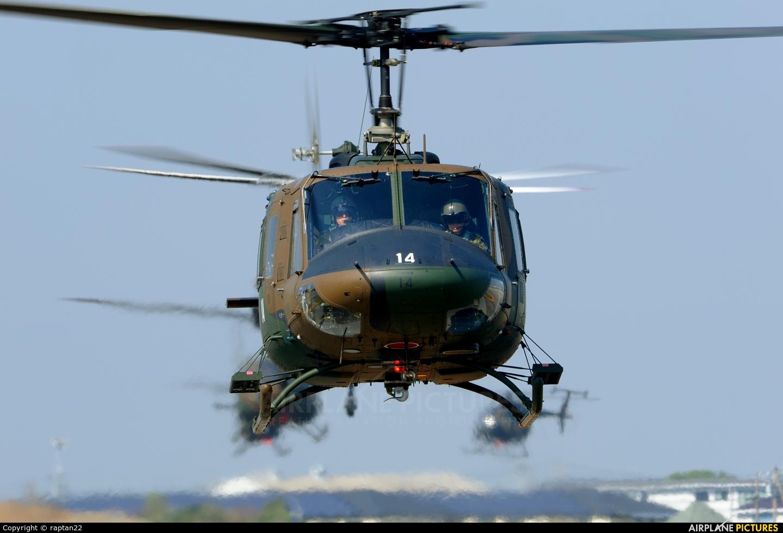 Japan - Ground Self Defense Force 41914 aircraft at Akeno Air Field