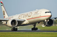 A6-ETI - Etihad Airways Boeing 777-300ER aircraft