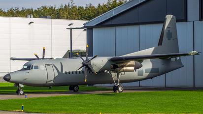 - - Peru - Army Fokker 50