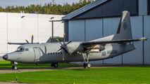 - - Peru - Army Fokker 50 aircraft