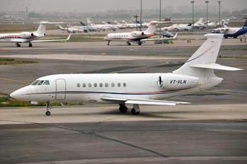 VT-VLN - Private Dassault Falcon 2000 DX, EX