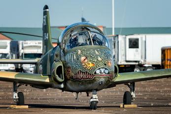 N6364Z - Private BAC 167 Strikemaster