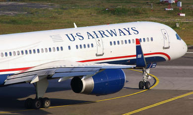 N200UU - US Airways Boeing 757-200