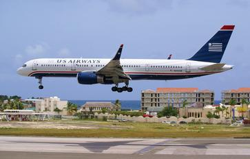 N202UW - US Airways Boeing 757-200