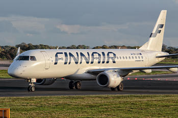 OH-LKG - Finnair Embraer ERJ-190 (190-100)