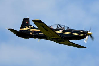 HB-HPJ - Pilatus Pilatus PC-9M