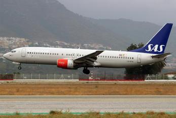 LN-RPN - SAS - Scandinavian Airlines Boeing 737-800