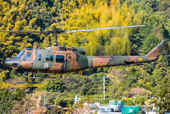 JG-1866 - Japan - Ground Self Defense Force Fuji UH-1J