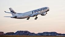 OH-LTO - Finnair Airbus A330-300 aircraft