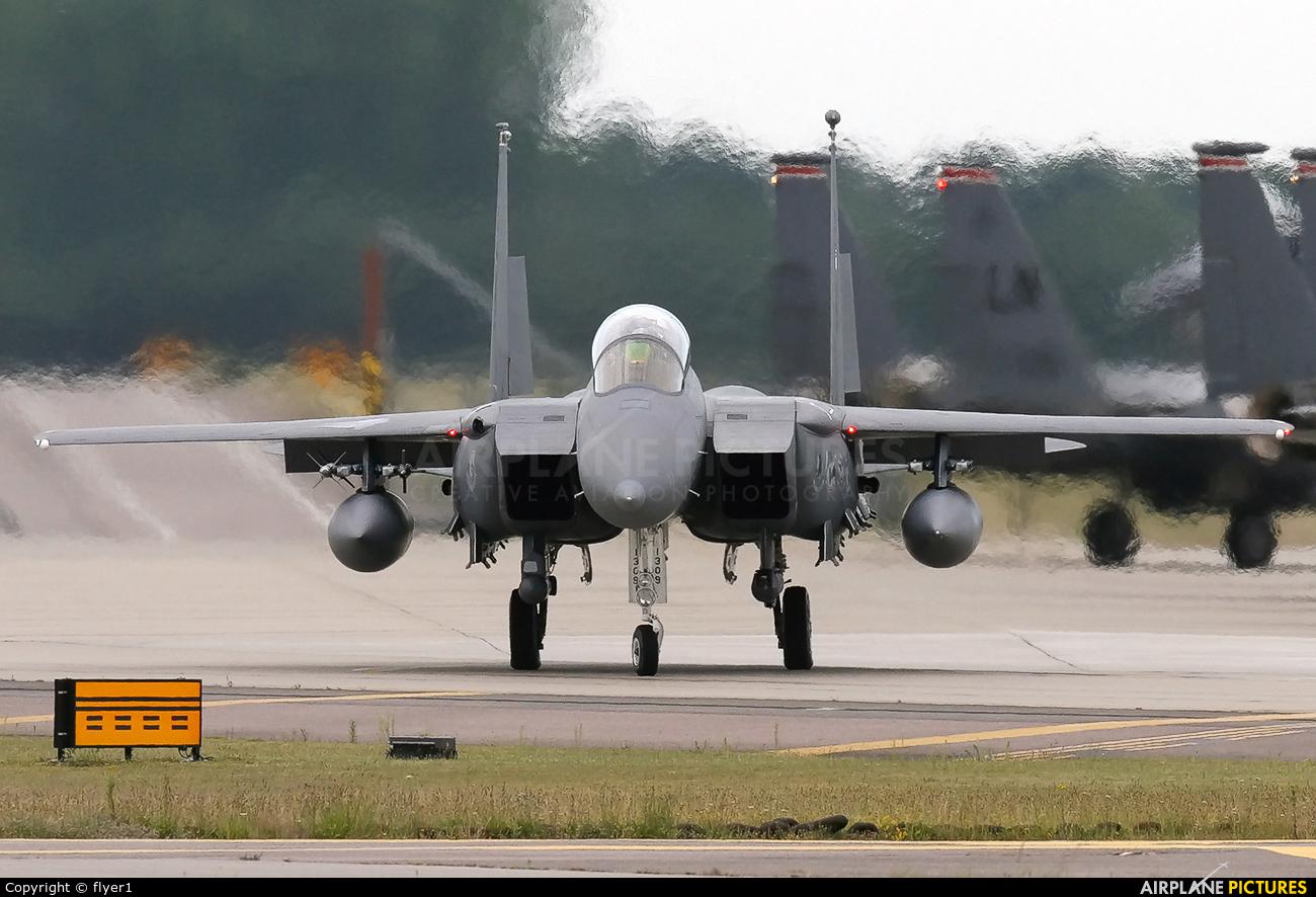 USA - Air Force 91-0309 aircraft at Lakenheath