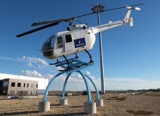 - - Eurocopter MBB Bo-105CB
