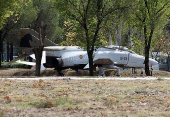 CR.12-55 - Spain - Air Force McDonnell Douglas RF-4C Phantom II