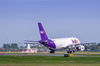 N410FE - FedEx Federal Express Airbus A310F