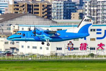 JA81AM - Amakusa Airlines de Havilland Canada DHC-8-100 Dash 8