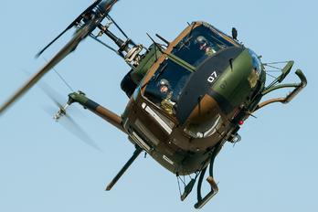 41907 - Japan - Ground Self Defense Force Fuji UH-1J
