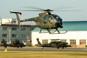 31285 - Japan - Ground Self Defense Force Kawasaki OH-6