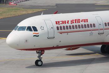 VT-PPV - Air India Airbus A321