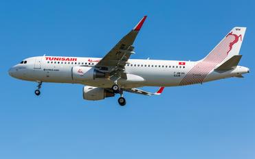 F-WWBN - Tunisair Airbus A320
