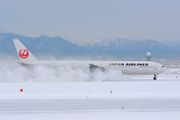 JA8941 - JAL - Japan Airlines Boeing 777-300 aircraft