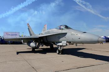 165193 - USA - Marine Corps McDonnell Douglas F/A-18C Hornet