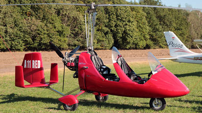 A11RED - Private AutoGyro Europe MT-03