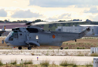 HS.9-7 - Spain - Navy Sikorsky SH-3 Sea King