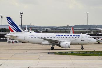 F-GRHA - Air France Airbus A319