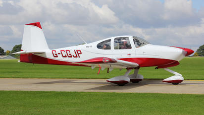 G-CGJP - Private Vans RV-10