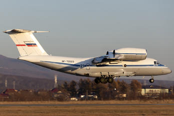 RF-72023 - Russia - Federal Border Guard Service Antonov An-72