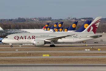 A7-BCA - Qatar Airways Boeing 787-8 Dreamliner