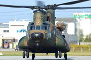 52956 - Japan - Ground Self Defense Force Kawasaki CH-47J Chinook aircraft