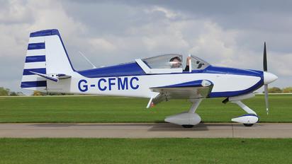 G-CFMC - Private Vans RV-9A