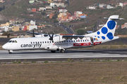 EC-LZR - CanaryFly ATR 72 (all models) aircraft