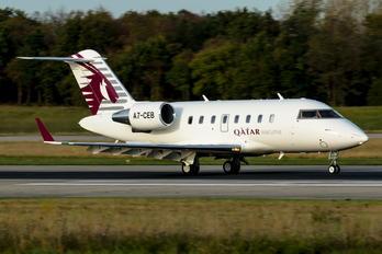 A7-CEB - Qatar Executive Canadair CL-600 Challenger 605