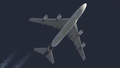 HS-TGO - Thai Airways Boeing 747-400
