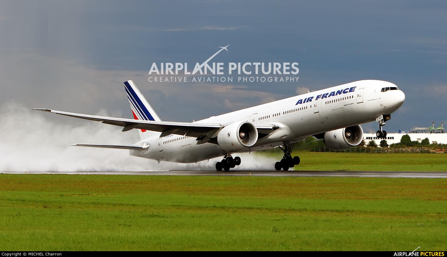 Air France F-GSQO aircraft at Paris - Orly