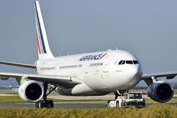 F-GZCB - Air France Airbus A330-200