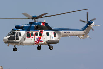 F-GYSH - Heli-Union Aerospatiale AS332 Super Puma L (and later models)
