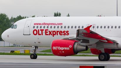 SP-IAD - OLT Express Airbus A320