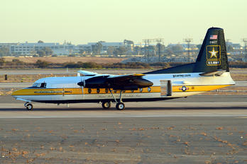 85-1607 - USA - Army Fokker C-31A Troopship