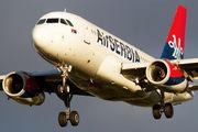 YU-API - Air Serbia Airbus A319 aircraft